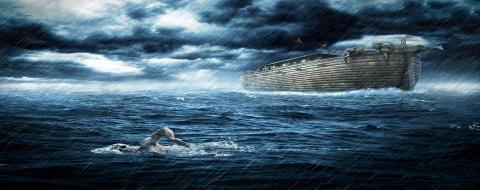 Потоп вКиеве: прорыв трубы …