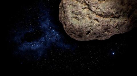 К Земле 1 сентября приблизится крупнейший в истории наблюдений астероид