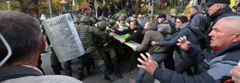Новый Майдан имеет все шансы…