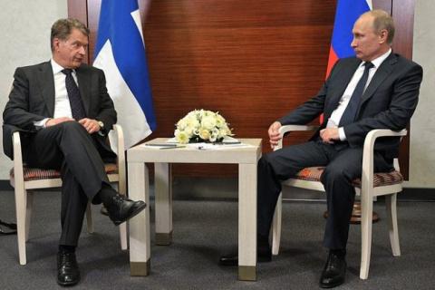 Президент Финляндии: «Путин …