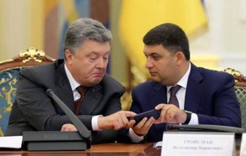 Кризис на Украине: Порошенко нашел замену Гройсману