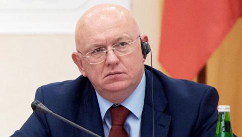 Небензя прокомментировал предложенный США проект резолюции по Сирии