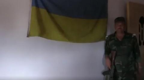 В ходе зачистки Дейр эз-Зора бойцы САА обнаружили позиции украинских боевиков ИГИЛ