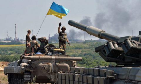 СМИ Украины активно распространяют фейк о продвижении ВСУ в «серой зоне»