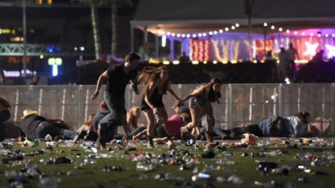 В Лас-Вегасе в результате ст…