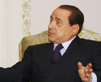 Берлускони признался, что Ро…
