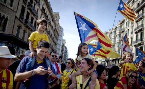 Воля народа в ЕС - фикция. La Vanguardia, Испания
