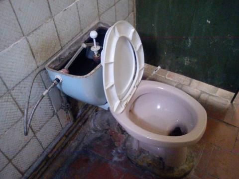 Засорение канализационных труб