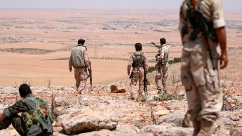 Сирия: курды получили соврем…