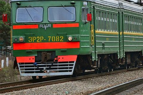 В Подмосковье задерживаются электрички на Ярославском направлении