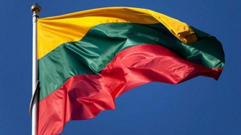 Литва обратилась к России с …