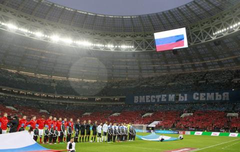 Своя половина. Илья Казаков – о том, зачем сборной России такие контрольные матчи, как с Аргентиной и Испанией