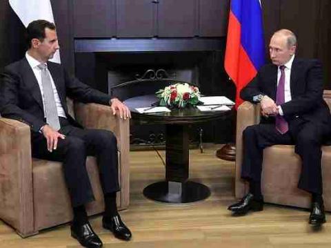 Сверхсекретная встреча Путин…