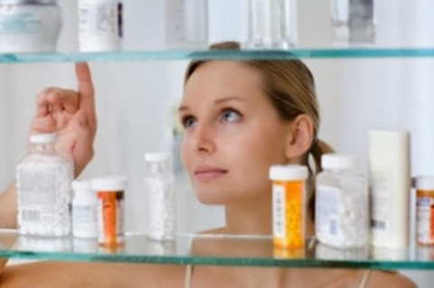 ХИЖИНА ЗДОРОВЬЯ. Список лекарств для домашней аптечки