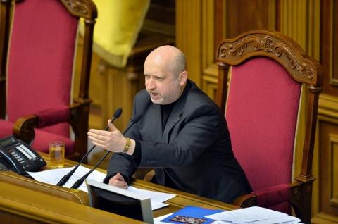 Турчинов: Украина планирует захват Польши и Литвы.