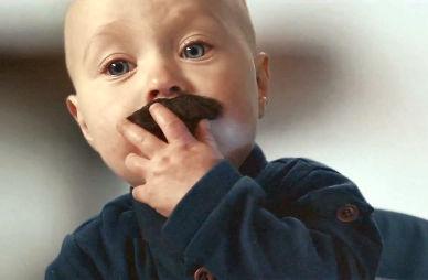 «Криминальный детектив» - младенец против пылесоса