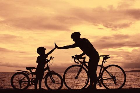 Почему одни дети похожи на мать, другие — на отца?