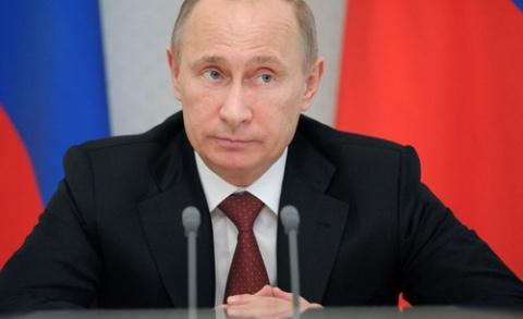 Владимир Путин призвал ополченцев Донбасса открыть гуманитарный коридор для украинских военнослужащих