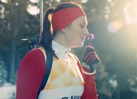 «Яндекс» рекламирует весну