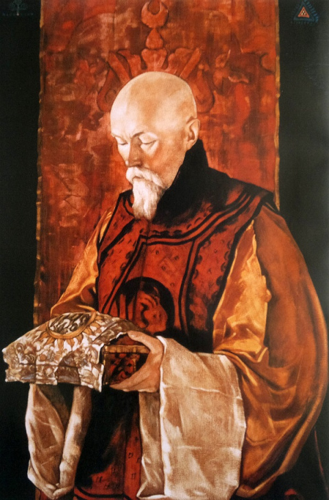 Николай Рерих в 20-е годы XX века. Экспедиция на Тибет.
