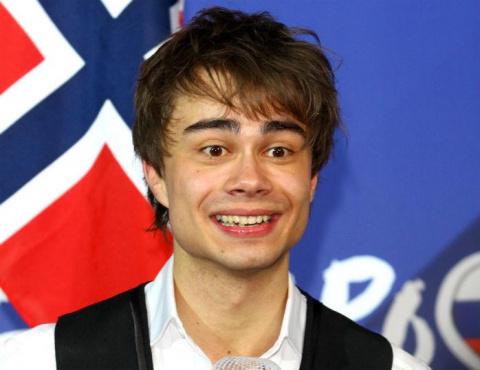 Победитель Евровидения Алекс…