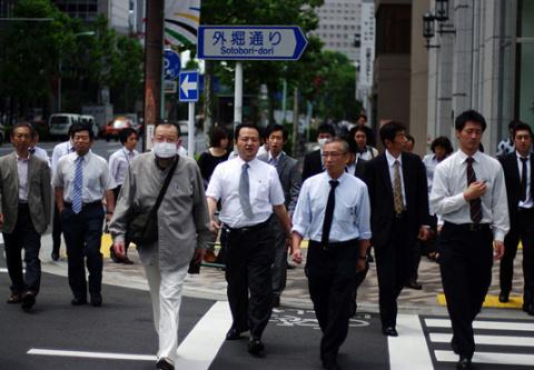 В Японии увеличится минимальная почасовая оплата