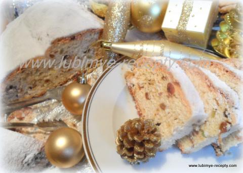 Печём рождественский штоллен. Еще не поздно! Кто со мной?