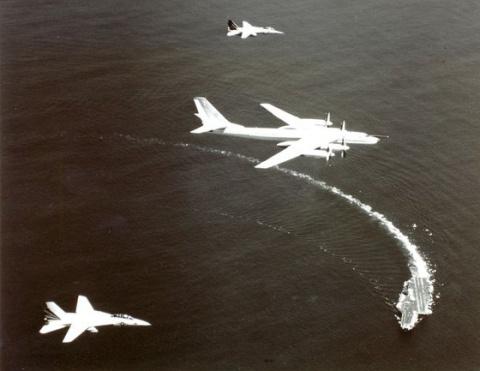 """Ту-95 напугали США: """"Летали и будем летать, пусть не расслабляются"""""""