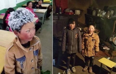 «Снежный человек» из Китая: …