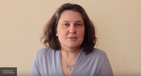 Монтян об аресте украинки в …