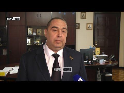 Плотницкий: ЛНР в ответ хунте не будет обесточивать подконтрольные Украине территории