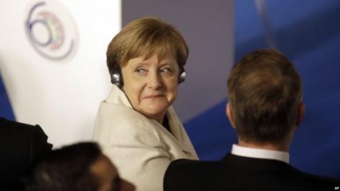 Меркель считает свою победу «Пирровой»