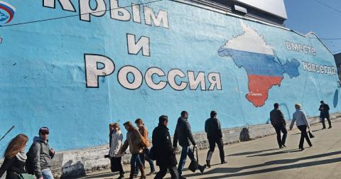 Запад ждет от Путина «самоуб…