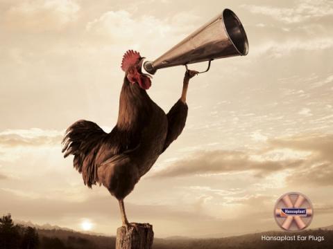 Реклама беруш - не слышно ничего!)