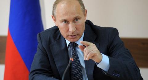 Путин намерен «оторвать» от …