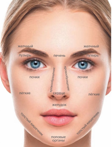 Как по проблемам с кожей распознать заболевания внутренних органов