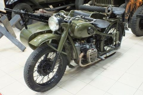 «Боевой конь» РККА - М-72. М…