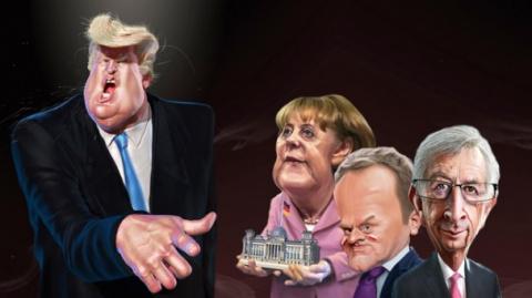 Холопья доля: ЕС сдался и проглотил