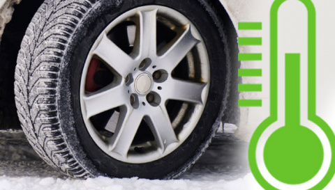 Правильные шины зимой залог …