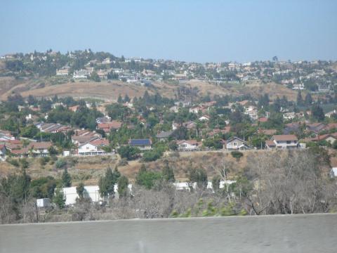 Покидая Лос-Анжелес