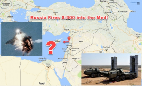 Россия выстрелила С-300 в ст…
