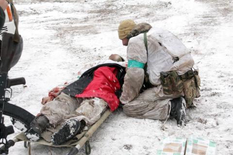 Под Марьинкой убиты каратели-«добровольцы» (ФОТО)