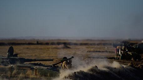ВВС Израиля нанесли удар по военным базам правительственных войск сирийской армии