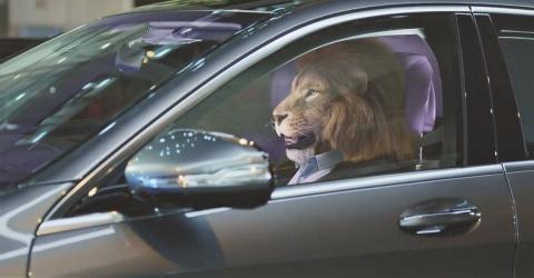Автомобиль для альфа-самцов:…