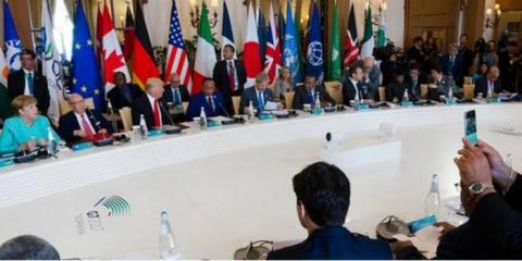 СМИ узнали о планах стран G7…