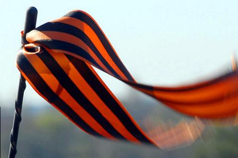МИД России будет отстаивать право на ношение георгиевской ленточки за рубежом