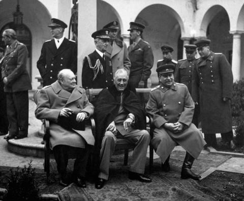 Да, именно Сталин - самый вы…