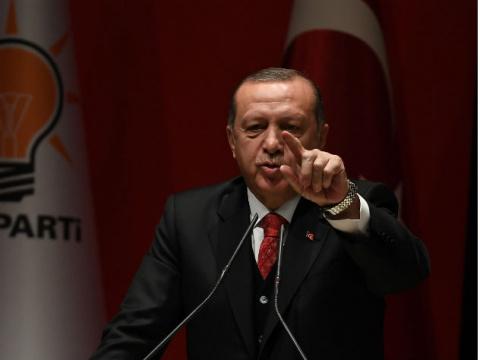 Эрдоган выразил недоверие ал…