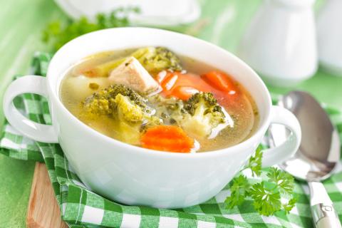 Ох, уж этот русский хреновый суп