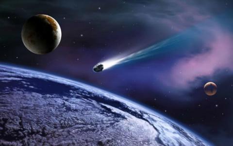 Астероид размером с 13 челяб…